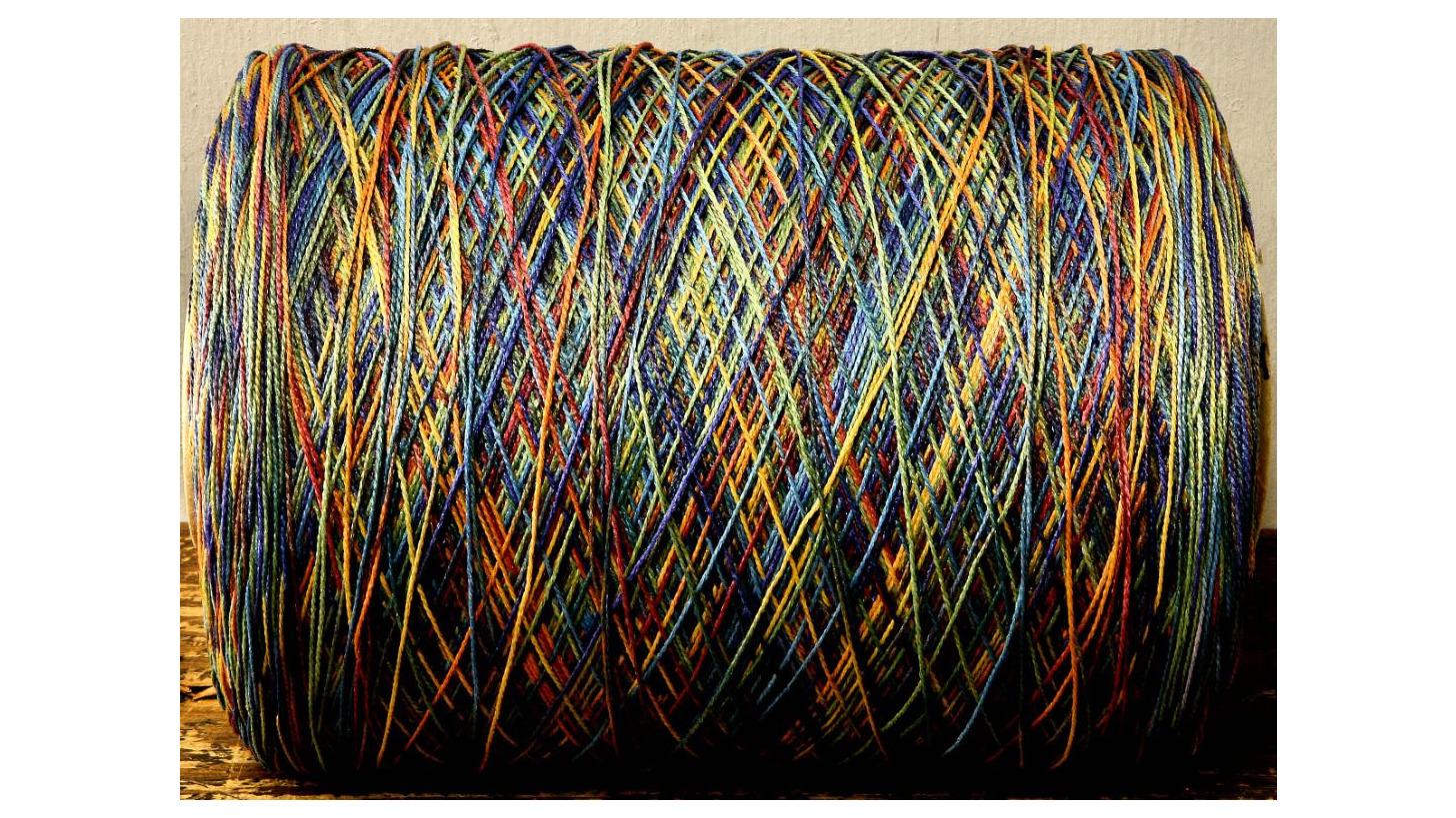 Logo Pharr Space Dyed Carpet Fiber