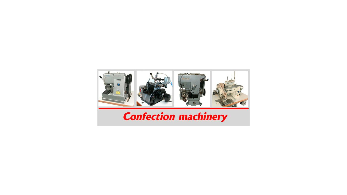 Logo Confection Machinery