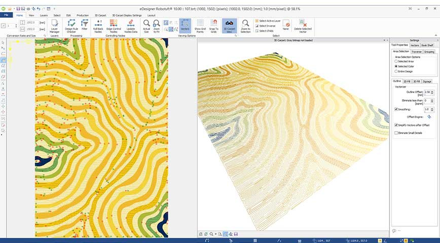 Logo eDesigner : Carpet Designing Software