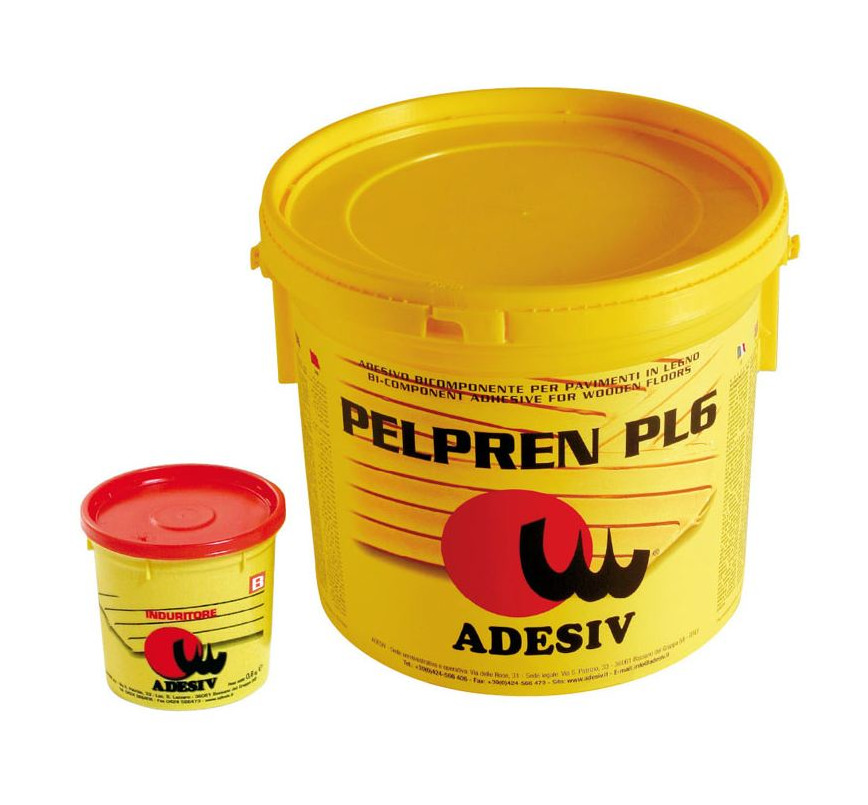Logo Bicomponent adhesive PELPREN PL6