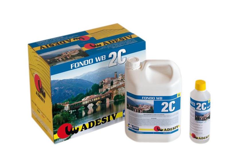 Logo Bicomponent, water based FONDO WB 2C