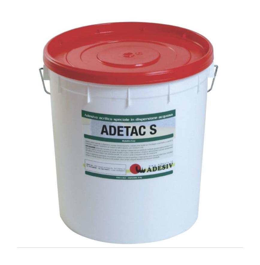 Logo Fast acrylic adhesive ADETAC S