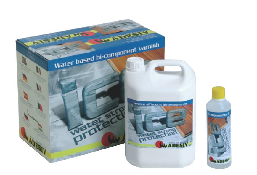 Logo Bikomponenter Wasserlack ICE