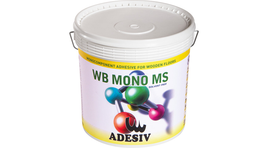 Logo Holzböden Klebstoff WB MONO MS