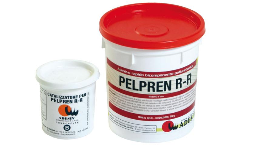 Logo Bikomponenter Klebstof PELPREN RR
