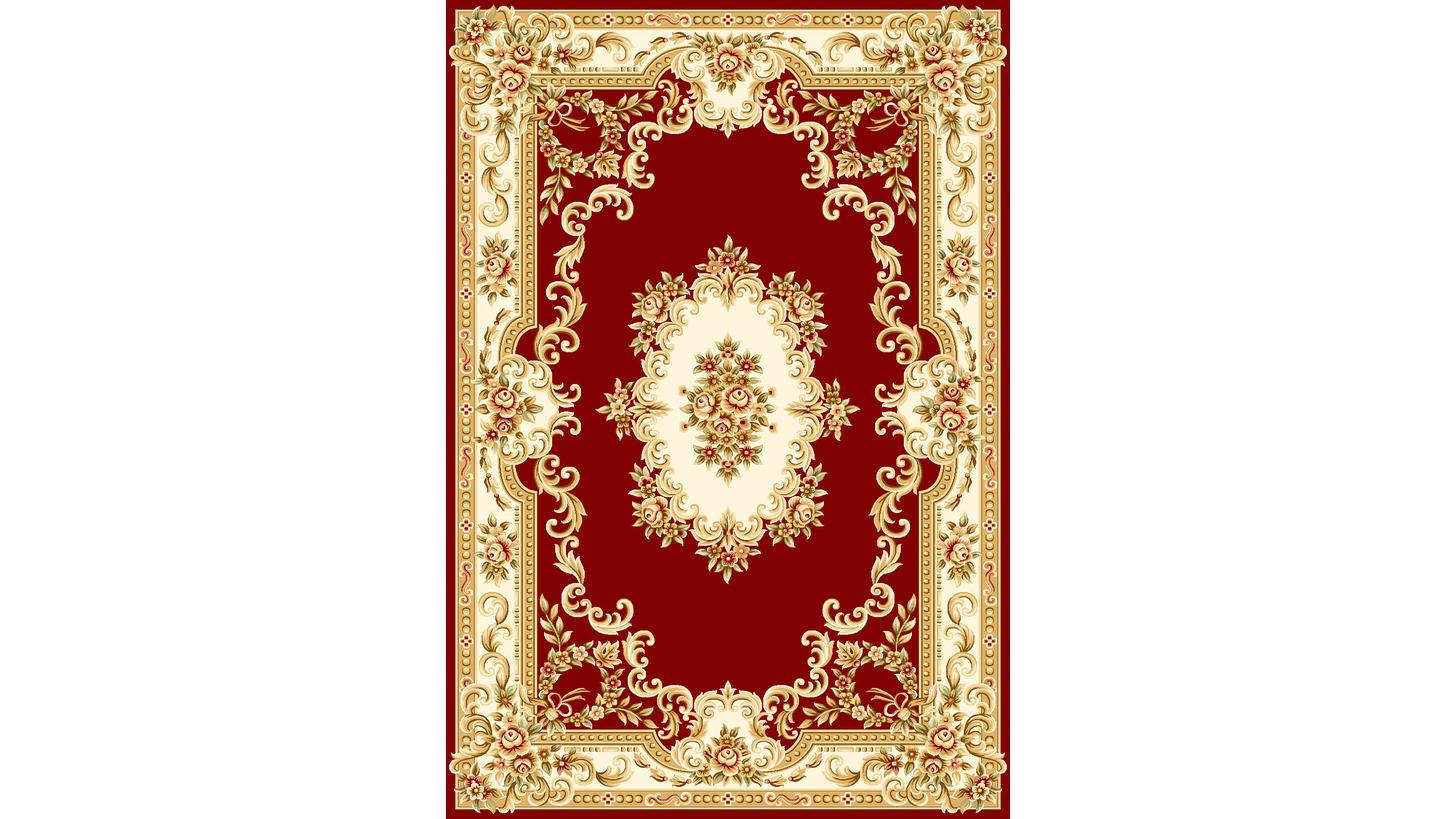 Logo Wilton rug