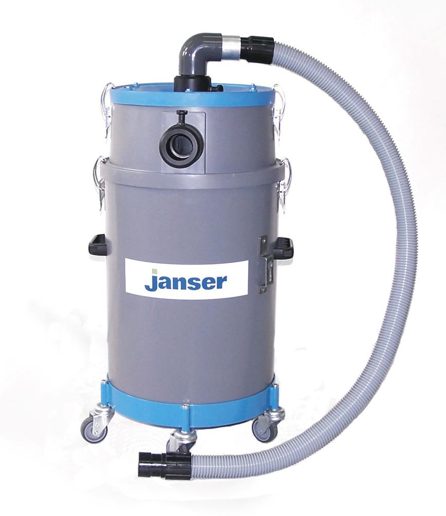 Logo JANVAC Separator