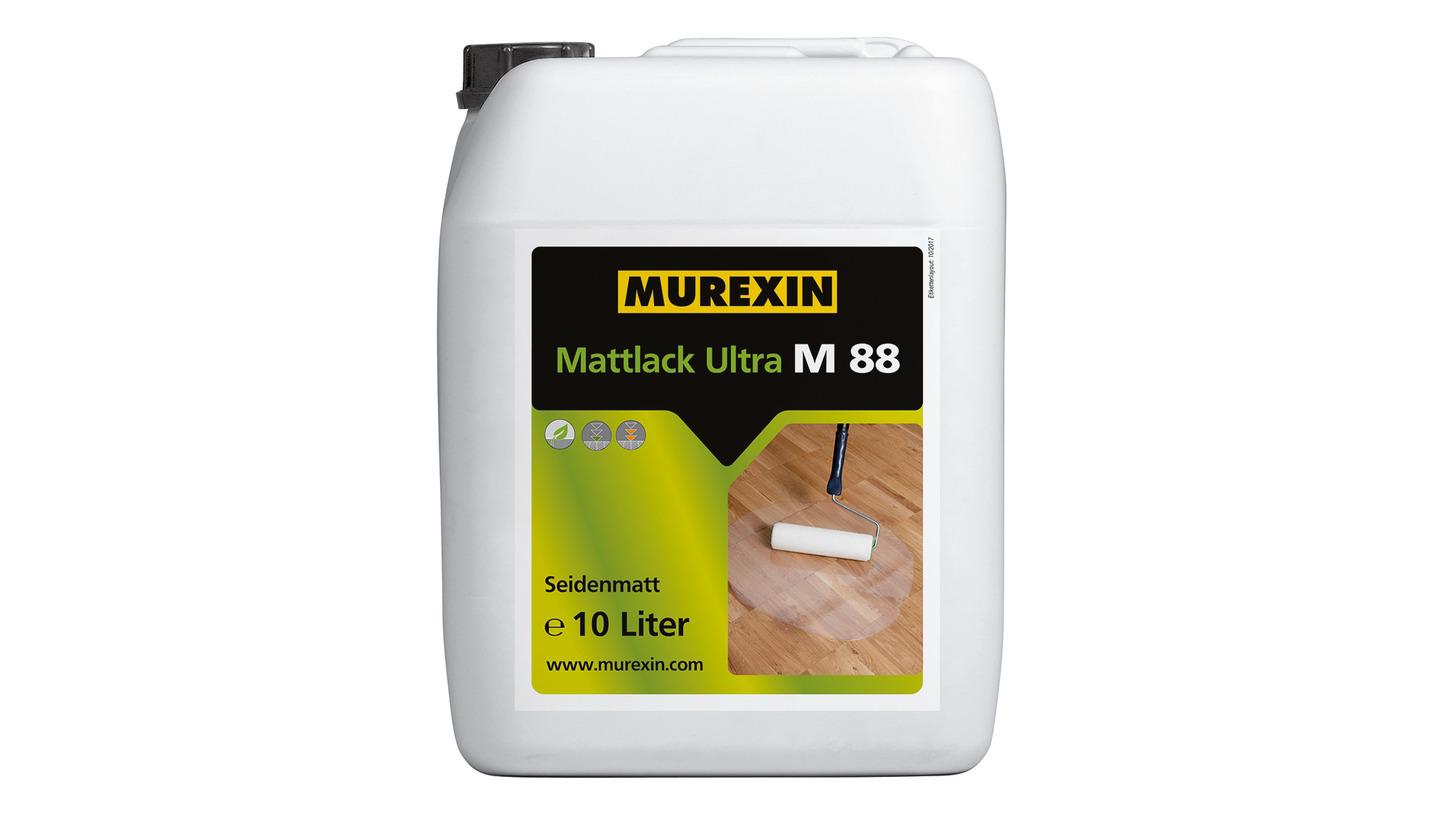 Logo Mattlack Ultra M 88