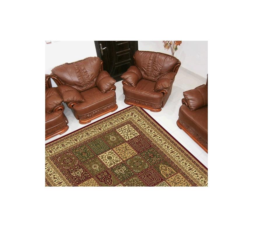 Logo Woven Carpet