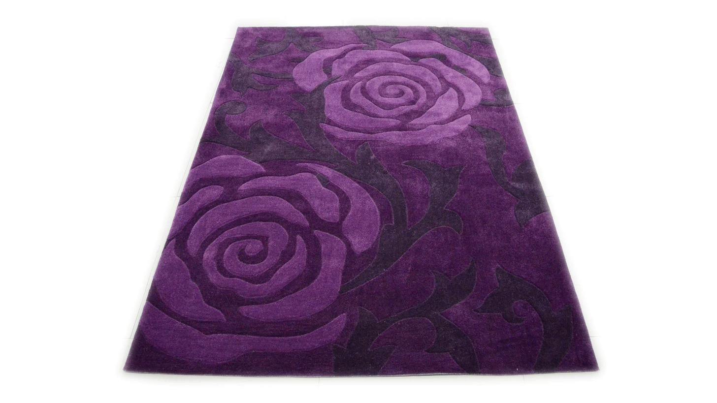 Logo Hand tufted modern design carpet
