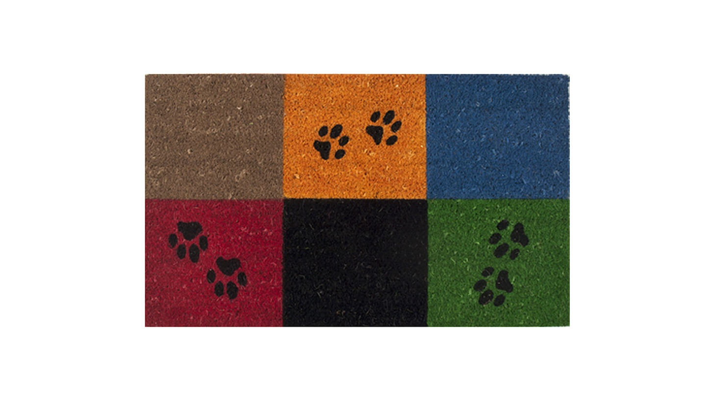 Logo Fußmatten »Kokos«