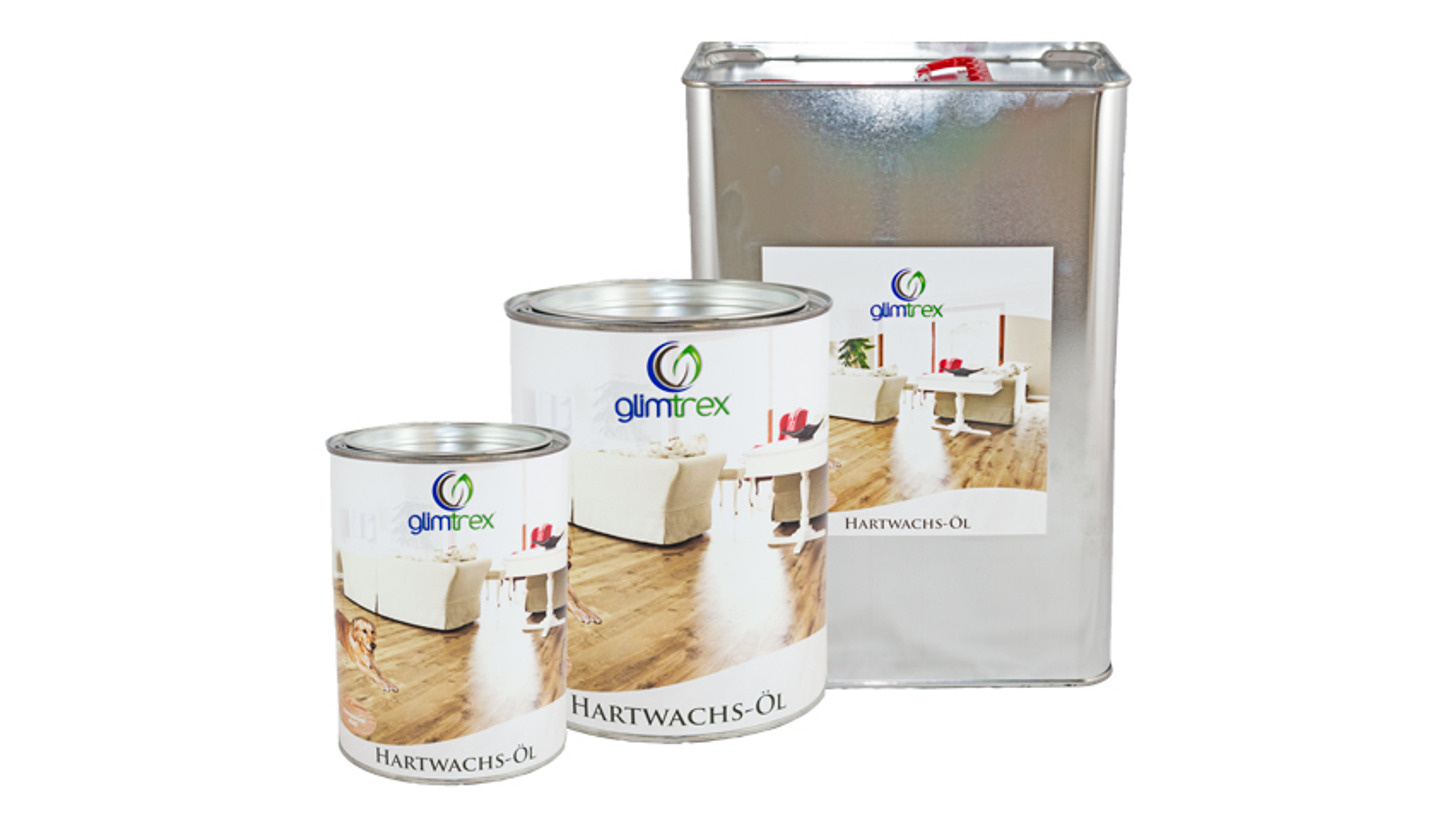 Logo glimtrex® Hardwax-Oil