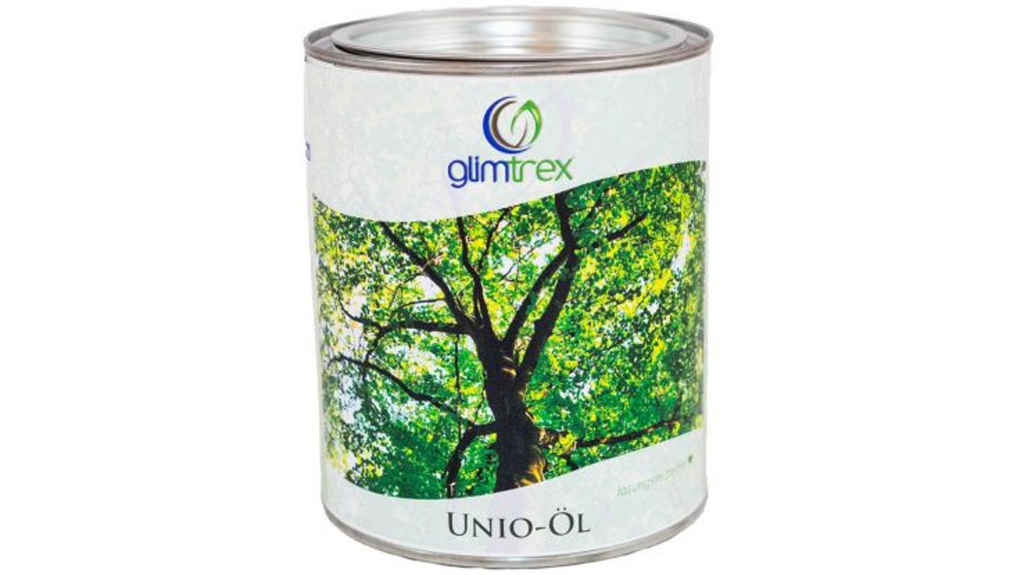 Logo glimtrex® UNIO-Oil