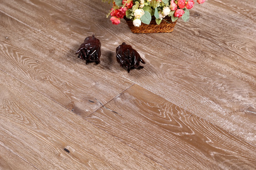 Logo 3-Layer Oak Flooring-HS.Collections