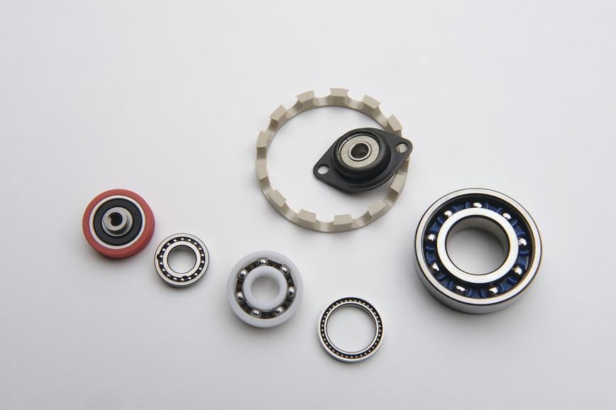 Logo ZWICKER special ball bearings: