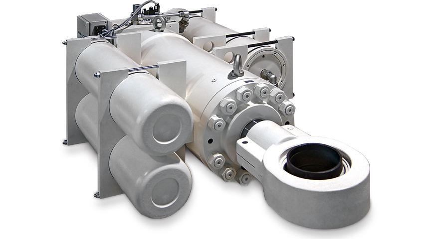 Logo Hydraulik-Zylinder