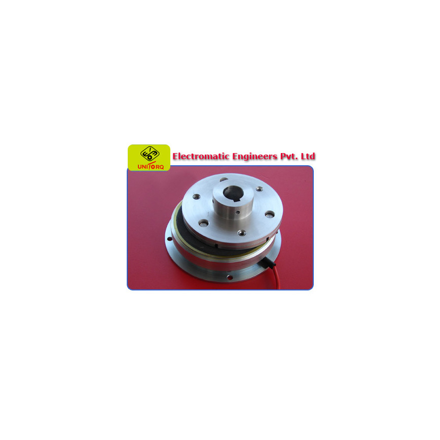 Logo Electromagnetic Bearing Mounted Clutch Type - UBC (Normally Off)