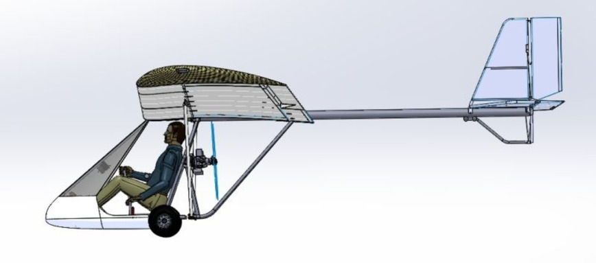 Logo Ultralight Aircraft