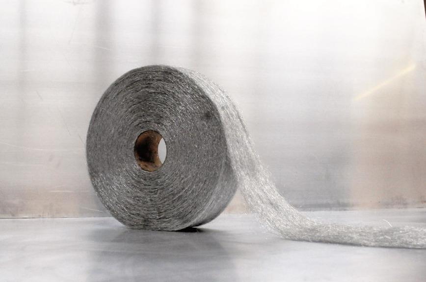 Logo STAX aluminium fibers AlMg5