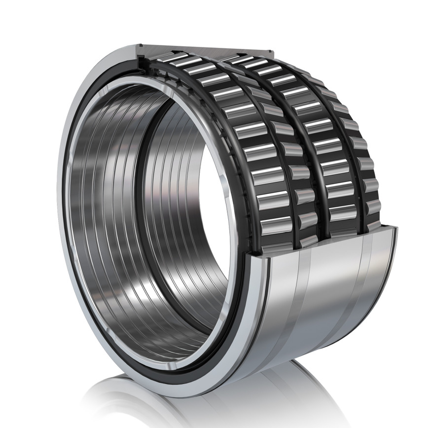 Logo New rolling bearing material Mancrodur