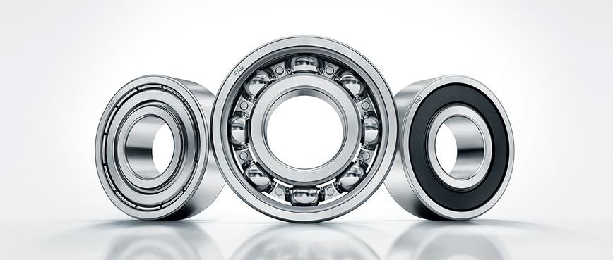 Logo FAG Generation C ball bearings