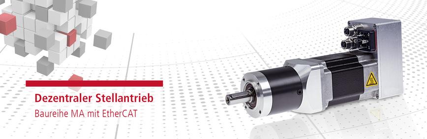 Logo Motion - Kompaktantriebe