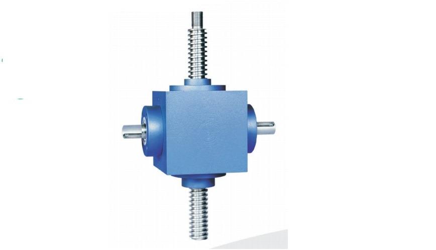 Logo Schnellhebe Spindelhubgetriebe, metrisc