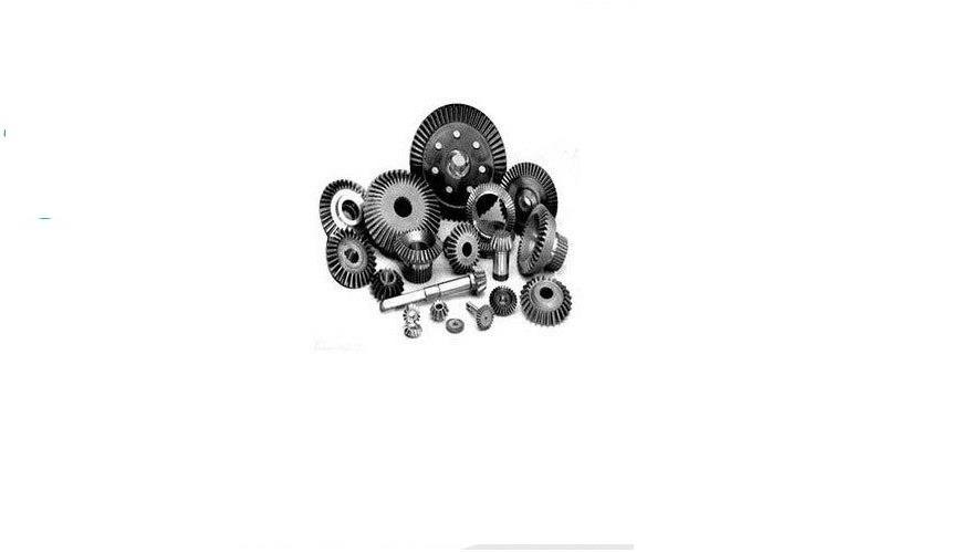Logo Gerade Kegelräder / Kegelradgetriebe