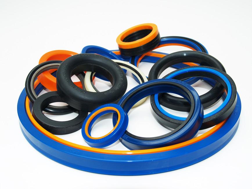 Logo Hydraulic Rod Seals
