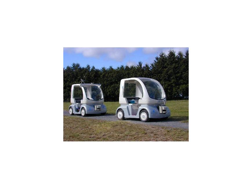 Logo Driverless vehicles