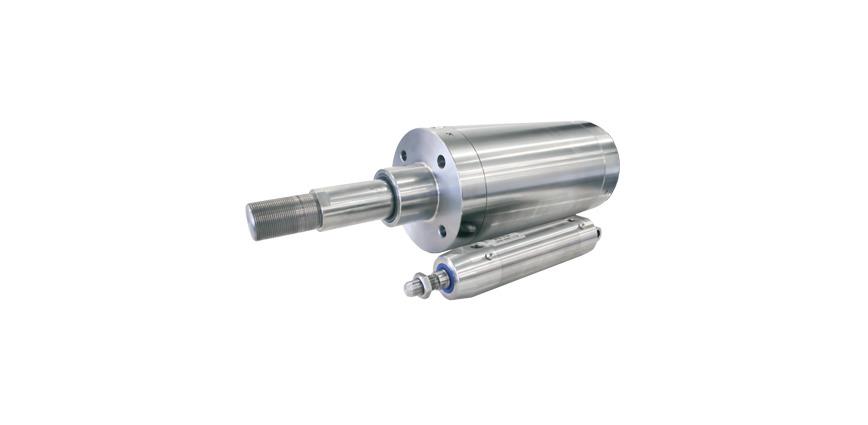 Logo UNIC Stainless Steel Zylinder