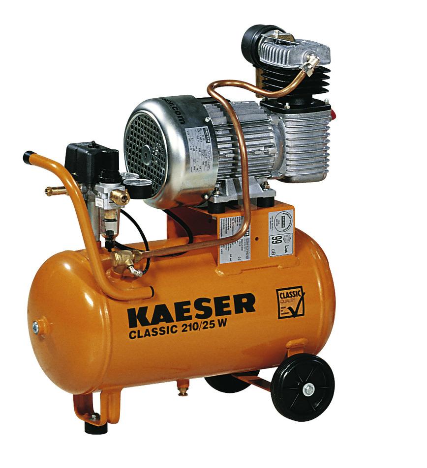 Logo Kaeser Classic Baureihe