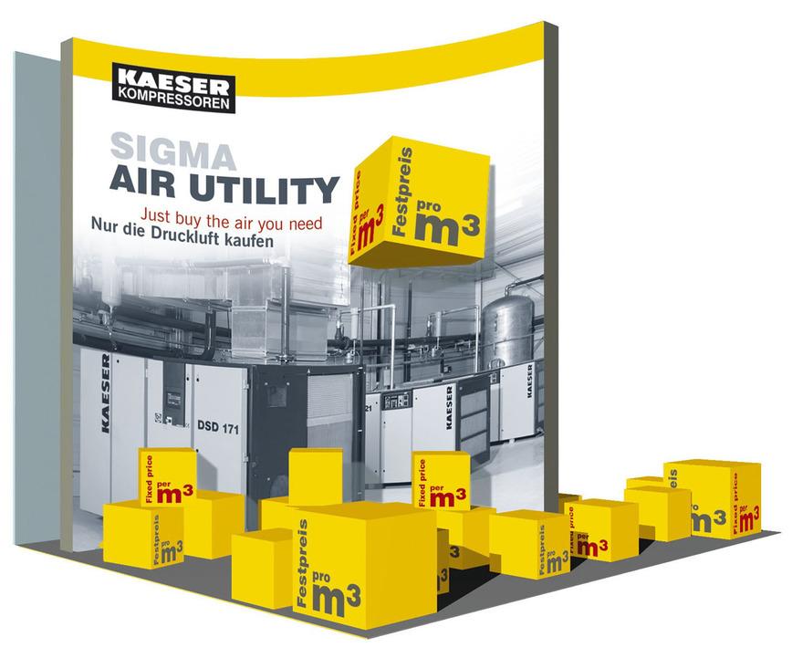 Logo Kaeser Sigma Air Utility