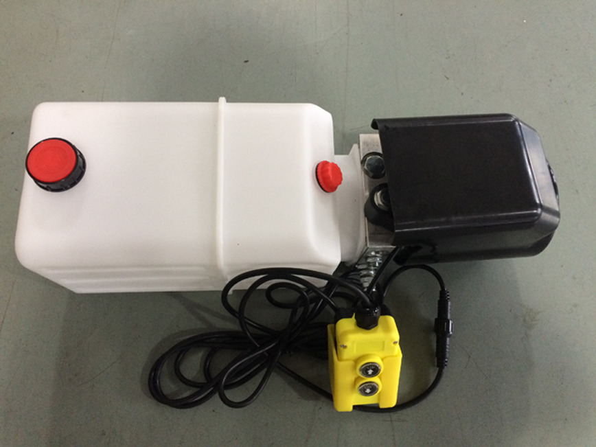 Logo Hydraulic Power Pack for Trailer