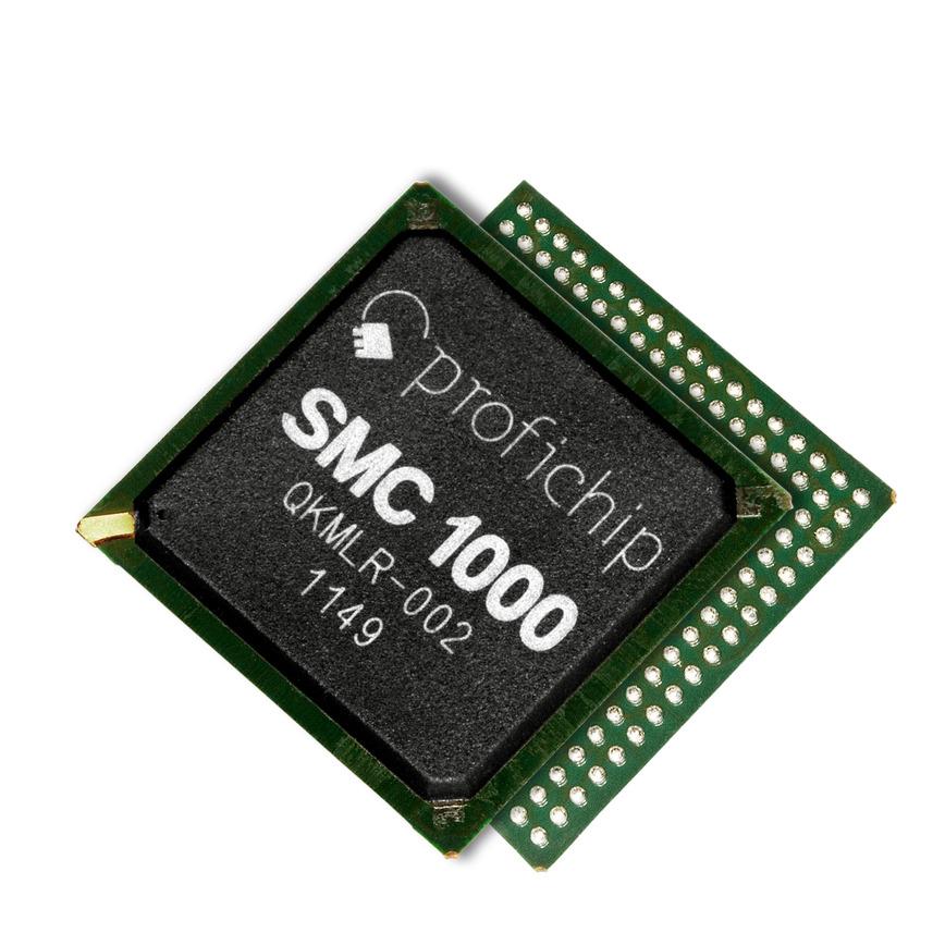 Logo Buskoppler und SliceBus® Master für High-speed Remote I/O, SMC1000