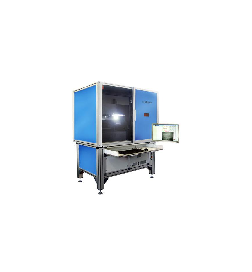 Logo Laseranlagen für die Mikrobearbeitung