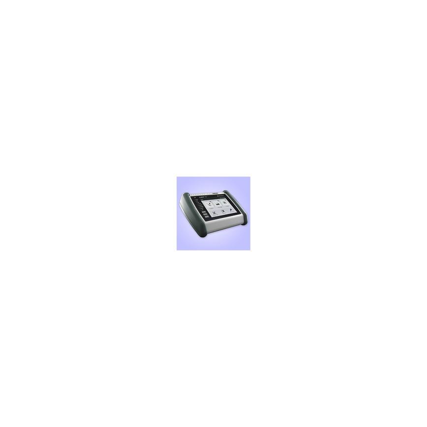 Logo Touchscreen data logger for universal use