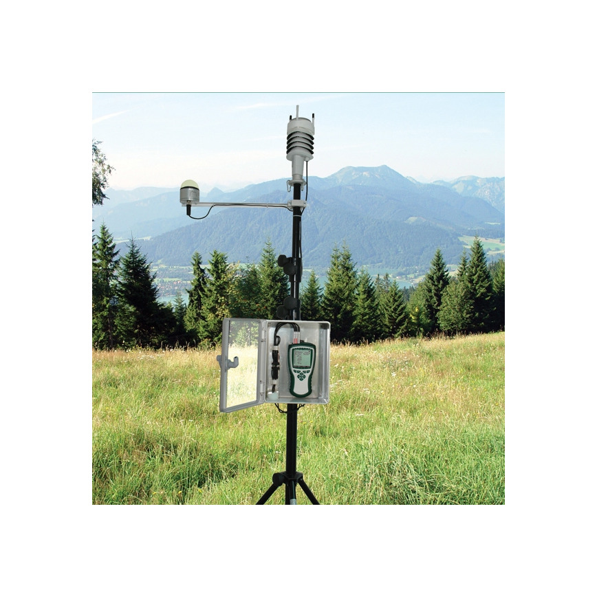Logo Mobile weather station
