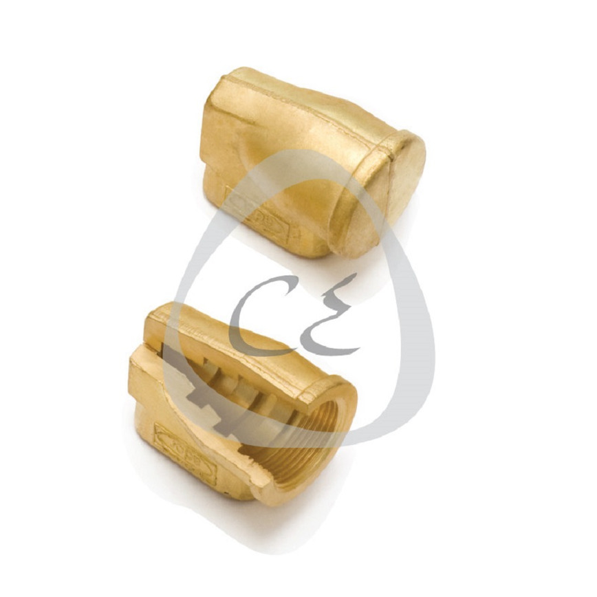 Logo Brass Forged and Machined Parts