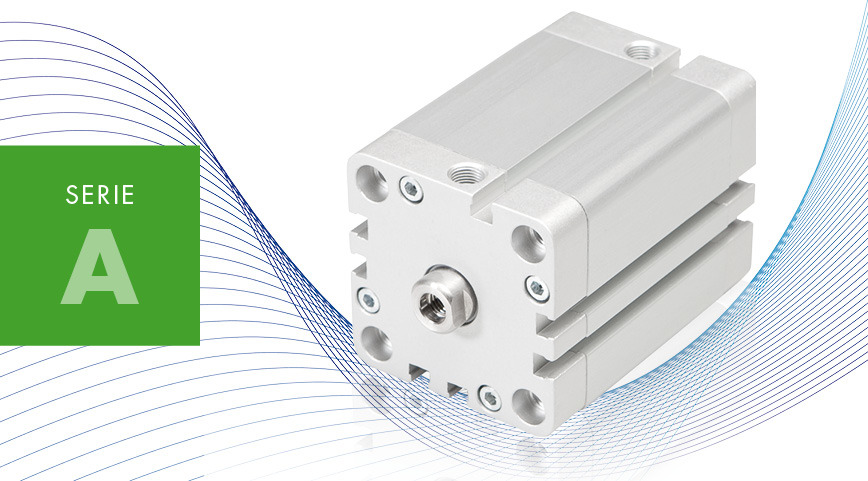 Logo SERIE A - Unitop compact cylinders