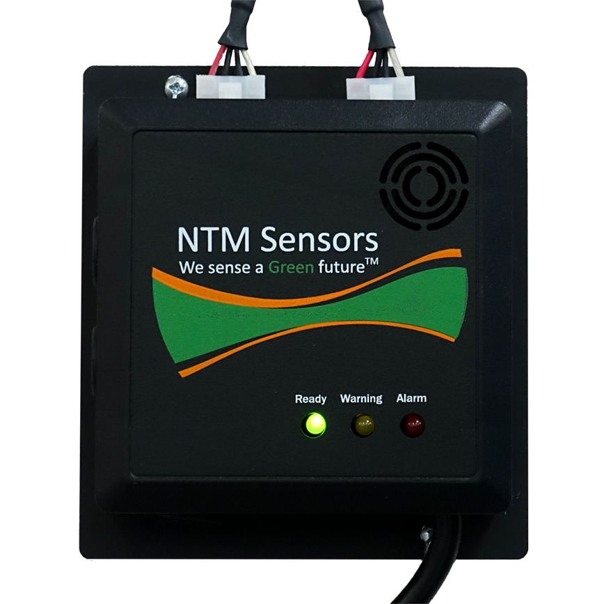 Logo NTM SenseH2®  Hydrogen Sensor