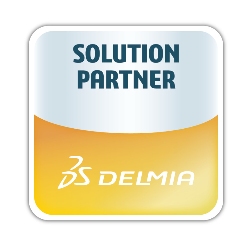 Logo DELMIA