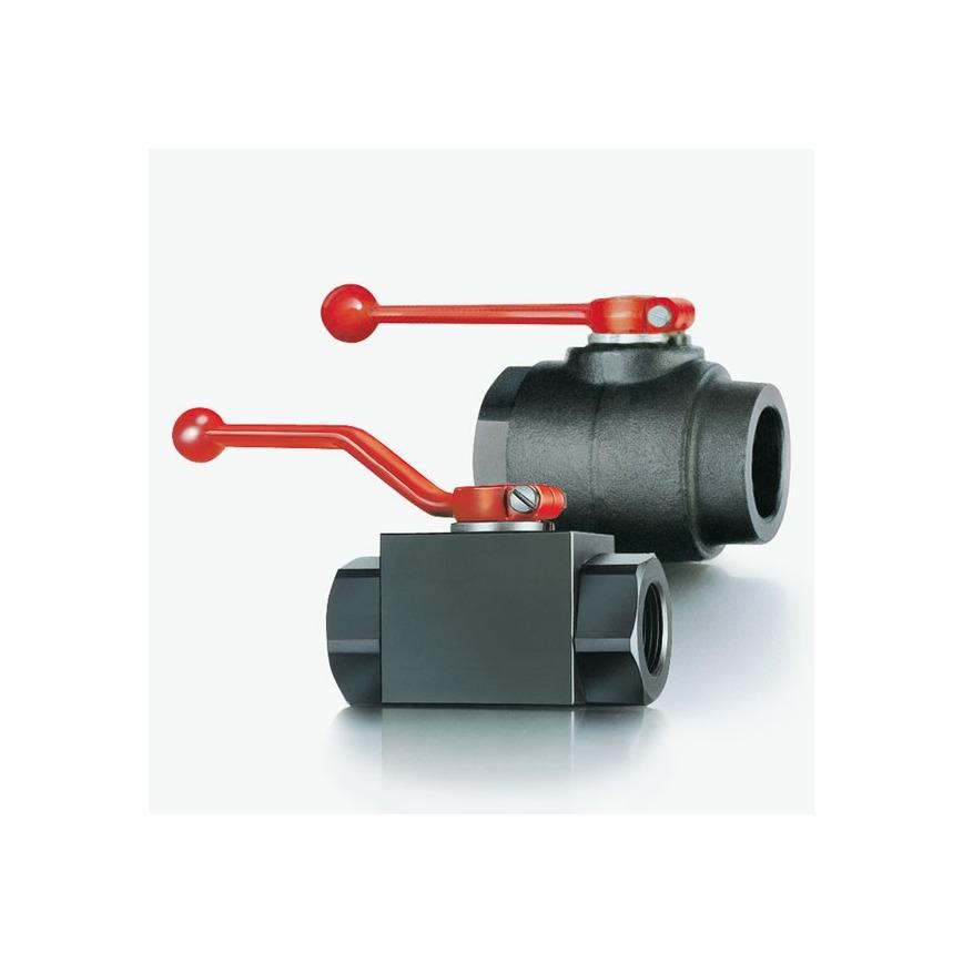 Logo 2/2-way ball valves