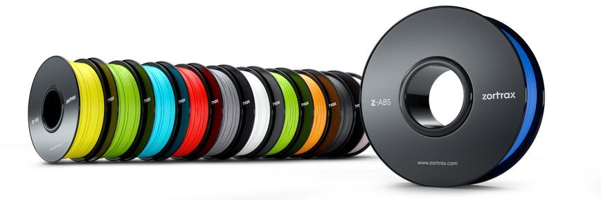 Logo Z-ABS filaments