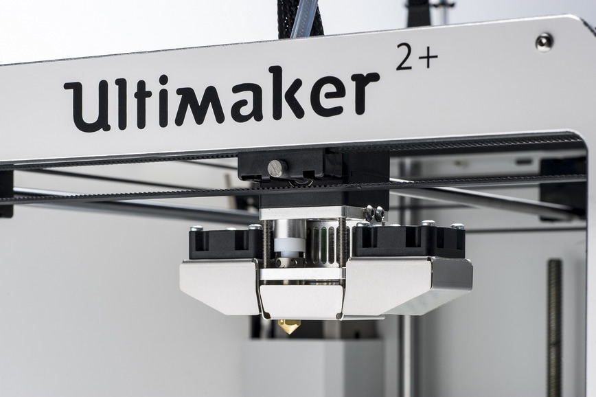 Logo Ultimaker 2+