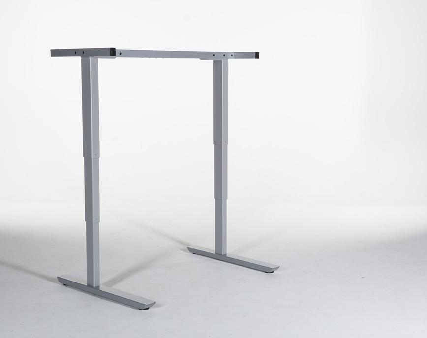Logo Höhen-& längenverstellbares Tischgestell