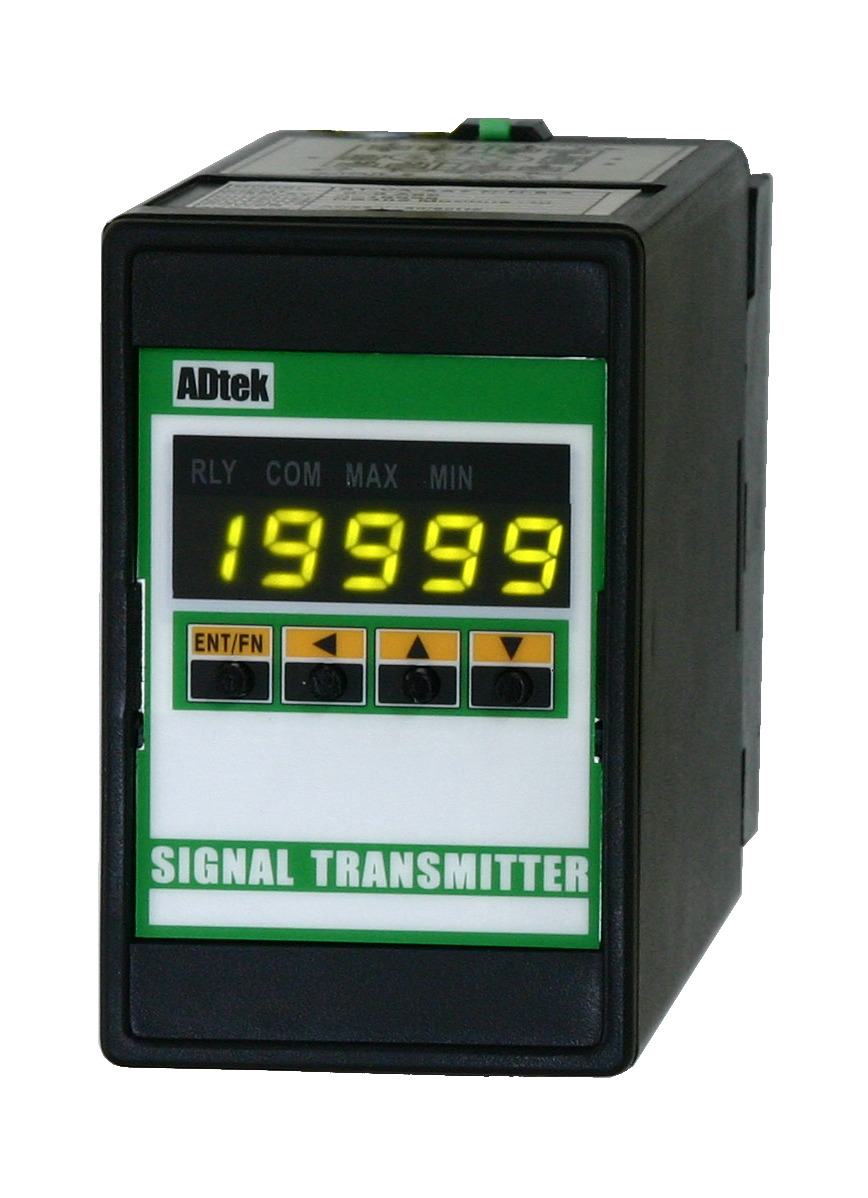 Logo ST-VA VOLT / CURRENT Conditioner WITH RS485, A/O & RELAY