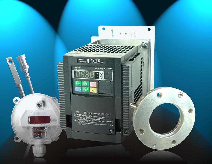 Logo aircontrol - intelligente und sensorgeführte Regelungselektronik