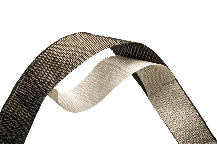Logo Composites- Doppelgewebe Vectran®/Basalt