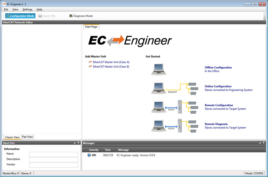 Logo EC-Engineer EtherCAT Configurator